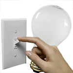 Electric Pkg: Switch, Receptacle, Light