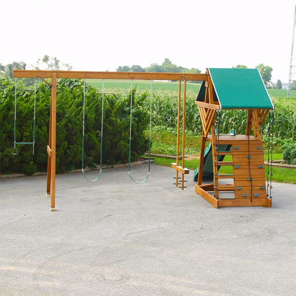 4ft Deluxe Kids Gym