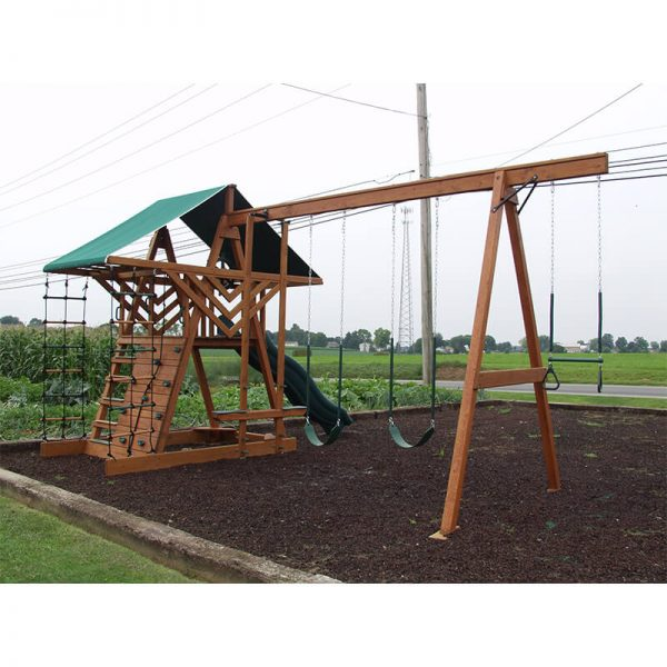 5ft. Deluxe Kids Gym