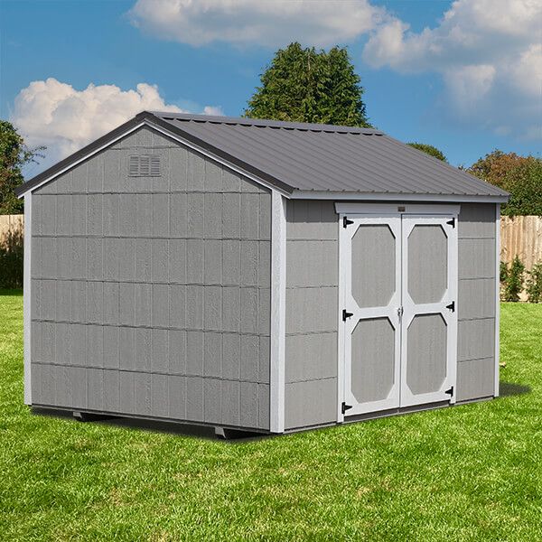 10x12 Economy Shed