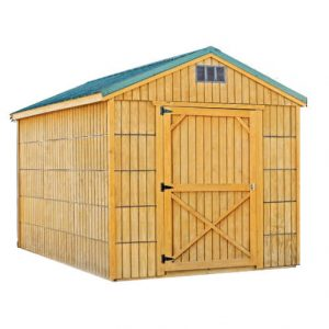 Old Hickory Buildings Economy Utility Shed