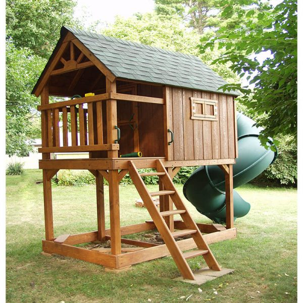 Playhouse - Black Bear Outdoor Structures