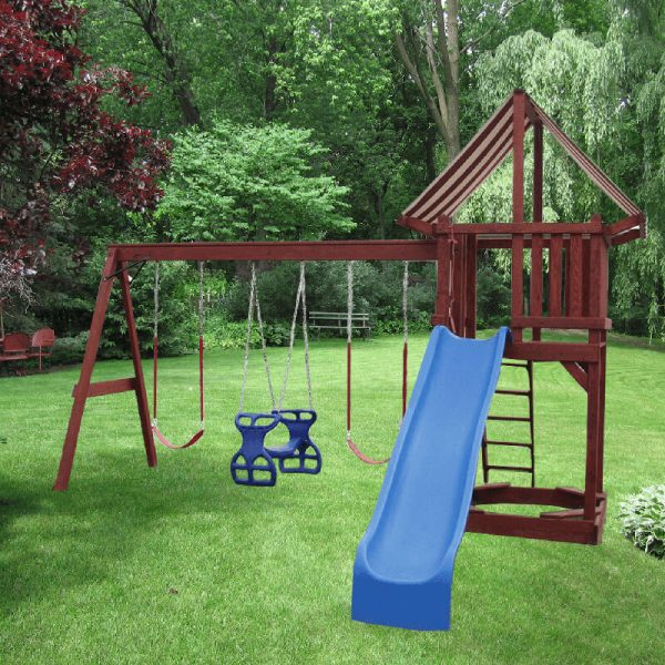 Black Bear Outdoor Structures - Condo 1 Playset