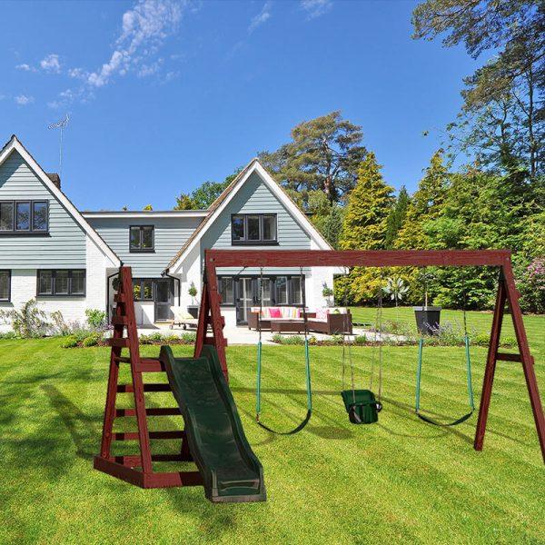 Black Bear Outdoor Structures - Petite Playset