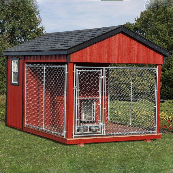 Black Bear Dog Kennel